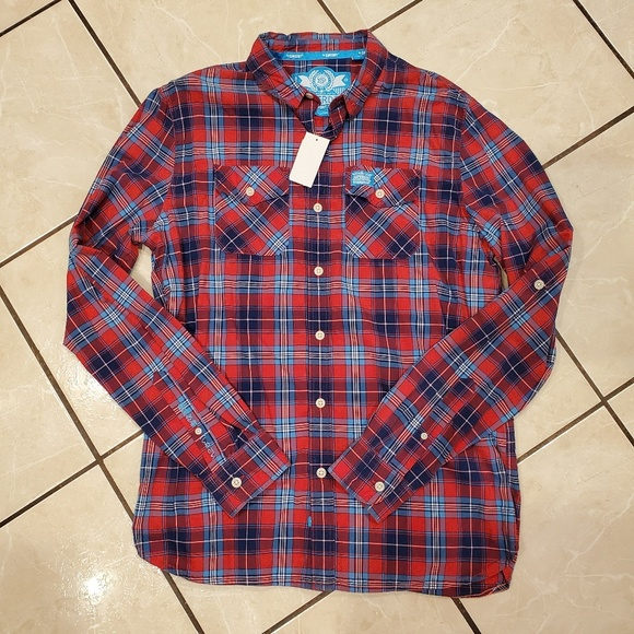Superdry Other - Superdry Button Down Shirt XLarge